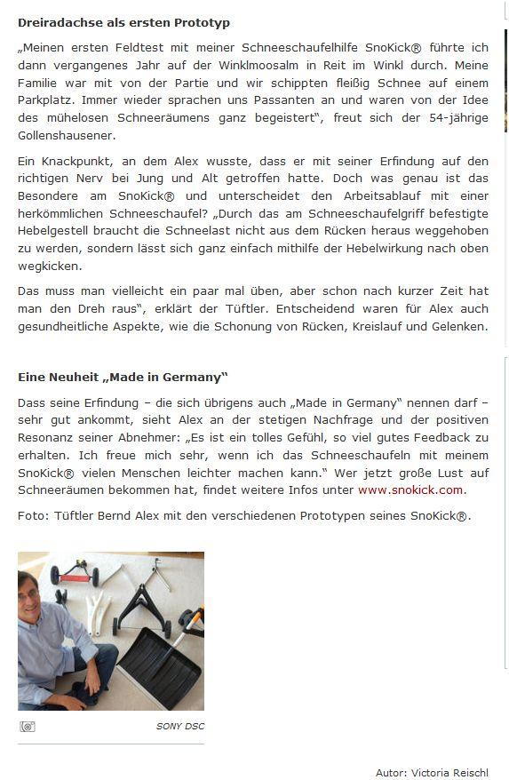 Wochenblatt Online Teil 2